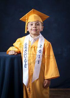 Capturing The Moment Photography: David, A Kindergarten Graduate