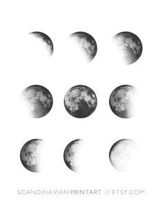 Image result for moon cycle