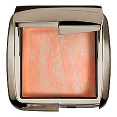 Hourglass - Ambient Lighting Blush in Dim Infusion. This is so beautiful. I love the color and the brightness it adds, but with any amount of a tan it kind of disappears. I look forward to trying it in some of the darker/brighter colors!