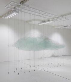 Un nuage de verre de Pierre Malphettes