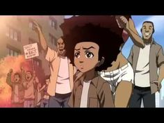 The Boondocks Season 2 Episode 14 The Hunger Strike