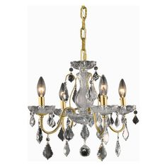 Elegant Lighting St. Francis 2015D17 Chandelier