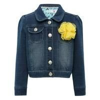 Buy Pumpkin Quilted Jacket Baby Girls £10.99 from Girls' Jackets ...