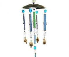10 Decorative Outdoor Chimes