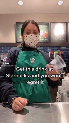 Non Coffee Starbucks Drinks, Starbucks Specialty Drinks, Starbucks Secret Menu Drinks, How To Order Starbucks, Fun Baking Recipes, Summer Drinks, Foods, Snacks, Random
