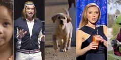 WATCH 2014 Super Bowl Commercials