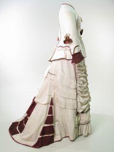Walking Dress | c. 1875