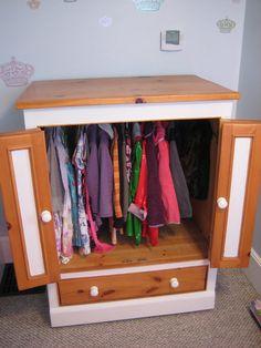 TV Cabinet --> Kids Wardrobe