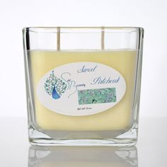 Sweet Patchouli Candle by SaiSkinCare on Etsy