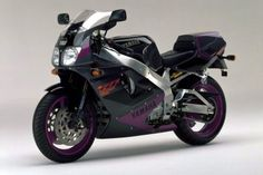 Moto del día: Yamaha YZF 750 R/SP Yamaha Motor, Cbr, Yamaha Yzf, Motorcycle, Motorbikes, Motorcycles, Choppers