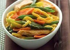 Sweet & Sour Chicken Stir Fry