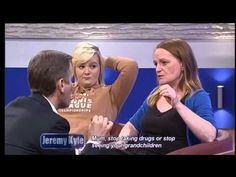 The Jeremy Kyle Show - Mum, Stop taking drugs or stop Seeing your Grandc...