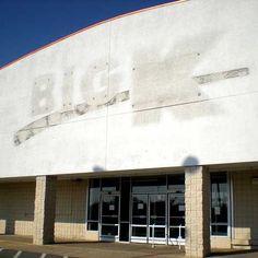 Blue Lights Out: 10 Closed & Abandoned Kmart Stores | WebUrbanist