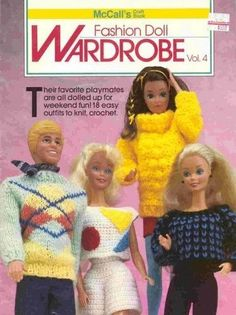 Fashion Doll Wardrobe - Vol 4 - D Simonetti - Picasa Web Albums