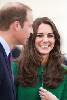 The Royals Share the Look of Love After Solo Outings * April 12, 2014