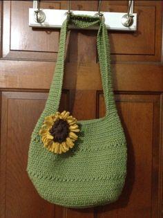 Free Pattern – Handy Crochet Tote « Drunken Aunt Wendy