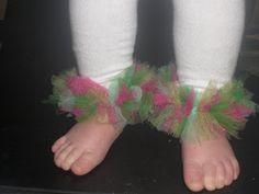 How to Make Little Girls Tutu Leggings