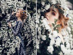 Spitzenkleid Maxikleid von Dress for beautiful women auf DaWanda.com