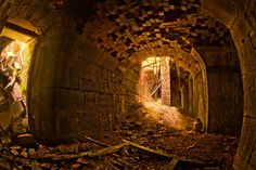 Exposed Catacombs by alexiuss on deviantART