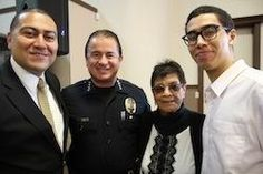 Chief of Police Invites California Gubernatorial Candidate Dr. Robert Ornelas to Santa Paula