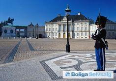 Amaliegade 28A, 2. tv., 1256 København K - 2V med Amalienborg Slot som nabo #københavn #københavnk #andel #andelsbolig #andelslejlighed #selvsalg #boligsalg