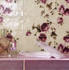 Koupelny Retro, Rose, Painting, Art, Craft Art, Paintings, Rustic, Roses, Kunst