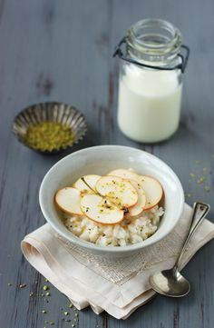 Riz au Lait with Apples 2011