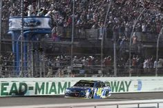 BROOKLYN, Mich. — Saturday morning's first practice ended early for Jimmie Johnson.  Two laps after posting his best time of the session, Johnson lost control of his No. 48 Hendrick Motorsports Chevrolet in the middle of Turns 3 and 4 at Michigan International Speedway.  As the car... - #International, #Jimmie, #Johnso, #Michigan, #Notebook, #Speedway, #TopStories