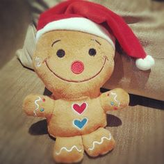 cute Gingerbread ornament doll