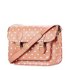 Dots Light Pink Oxford FLEQ.PL