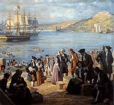 Many Loyalists moved to British North America (Canada) before the outbreak of these two wars but many moved after these wars were over. British North America, War Of 1812, British Government, Canadian History, My Family History, New Brunswick, American Revolution, Empire, The Unit
