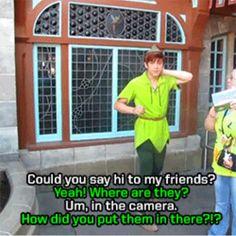 ~Disney World~ ~Peter Pan~