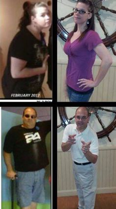 Father and daughter Michael Pelle and Michelle.  This is me after losing 53 pounds and my daughter Lisa after losing 82 pounds. SKINNY FIBER and a sensible meal plan......FLAT OUT WORKS !!!!!  ╔═════════════ ೋღ ღೋ ══════════════╗ LIKE SHARE COMMENT FOLLOW ME FRIEND ME ╚═════════════ ೋღ ღೋ ══════════════╝ ┊  ┊  ☆  ┊  ★ ☆  Start Your 90-Day Challenge Here: http://tekeirn.SBC90DayChallenge.com  *********************************** **If you are using the Facebook App on a mobile device, open up…