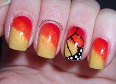 Only One Fingernail
