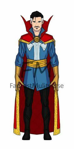 Doctor Strange, Marvel Universe, Geek Stuff, Concept, Anime, Art, Geek Things, Art Background, Univers Marvel