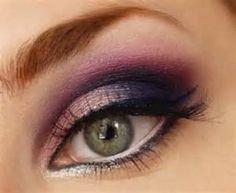 subtle smokey eye makeup with purple - Bing Images