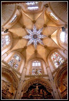 Capilla del Condestable, Catedral de Burgos, España. (Burgos Cathedral, Spain!)