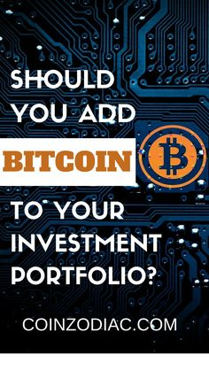 Shoul you add BITCOIN into your investment portfolio? Is bitcoin a bubble? How to invest in bitcoin? How to start investing in cryptocurrency? #bitcoin #investment #blockchain #cryptocurrency