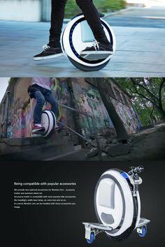 Ninebot One E+ /One C - electric unicycle free ship from US with warranty E Electric, Electric Scooter, Unicycle, Virtual Fashion, Entry Level, Bmw Logo, Technology, Ebay, Electric Moped Scooter