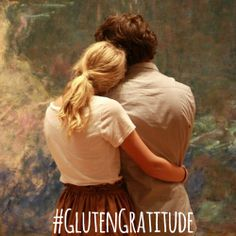 Being #glutenfree isn't always easy. I'm so thankful for my husband's patient supportive love. #glutengratitude