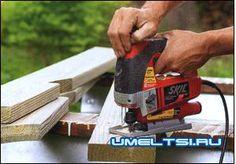Строим шаг за шагом Drill, Rooftops, Hole Punch, Drills, Drill Press