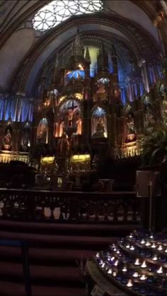 Exploring the Montreal - a tour on - Architect James O'Donnell - join us on the virtual tour by clicking the link for the video Gothic Architecture, Virtual Tour, Amazing Places, Montreal, Notre Dame, Exploring, The Good Place, Highlights, Join