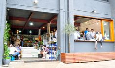 Sourced Grocer cafe in Brisbane, named Best Neighbourhood Shop in the prestigious Monocle magazine.