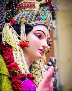 Maa Durga Photo, Maa Durga Image, Navratri Wallpaper, Happy Navratri Images, Durga Ji, Indian Photography, Happy Photography, Durga Images, Mata Rani