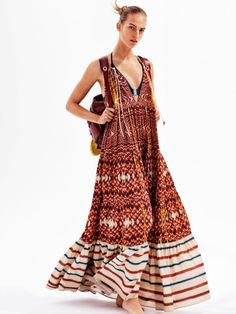 H&M's premium collection, H&M Studio, gets a new look for its spring-summer 2016 lookbook. With images starring model Vanessa Axente, the fashion retailer serves up major boho beach vibes. From the classic black bikini to tunics with worldly prints, the spring season is all about embracing an eclectic range of styles. Finishing off the look, …