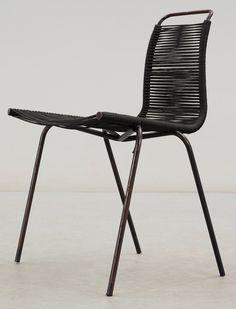 Poul Kjaerholm, 'PK-2' Chair, Probably for E Kold Christensen, 1960s.