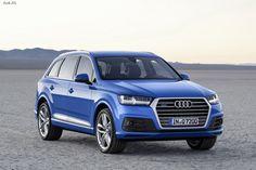 Audi планирует выпустить «заряженную» версию Audi Q7, которая получит обозначение SQ7.