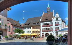 Staufen im Breisgau, Black Forest, Germany