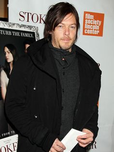 We Completely, Completely Geek Out Over Walking Dead's Norman Reedus #Refinery29