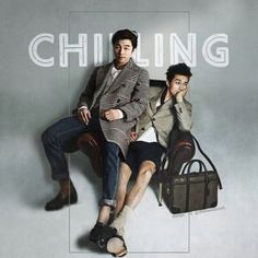 Gon Yoo and Lee Dong Wook